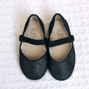 Closed toes espadrille